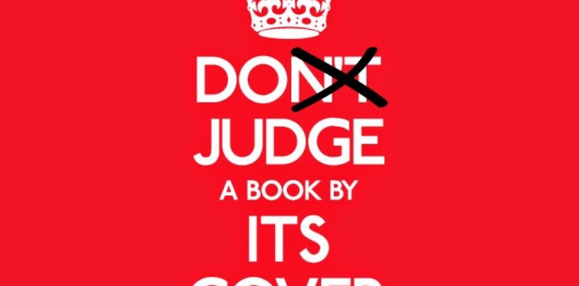 Do judge a book by its cover and get your students speaking and writing